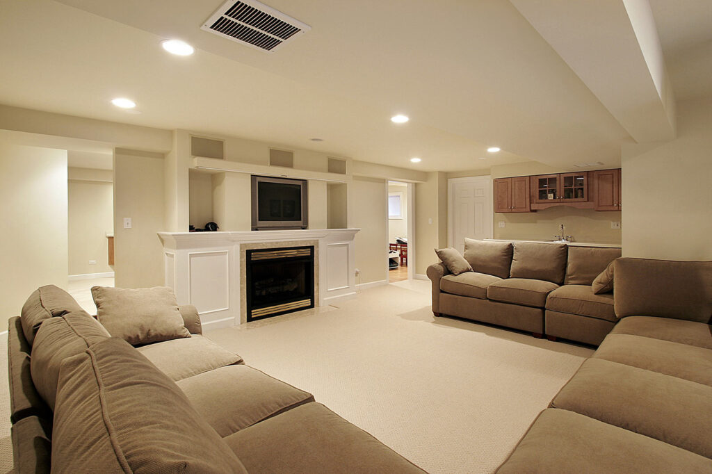 luxury basement renovation mississauga