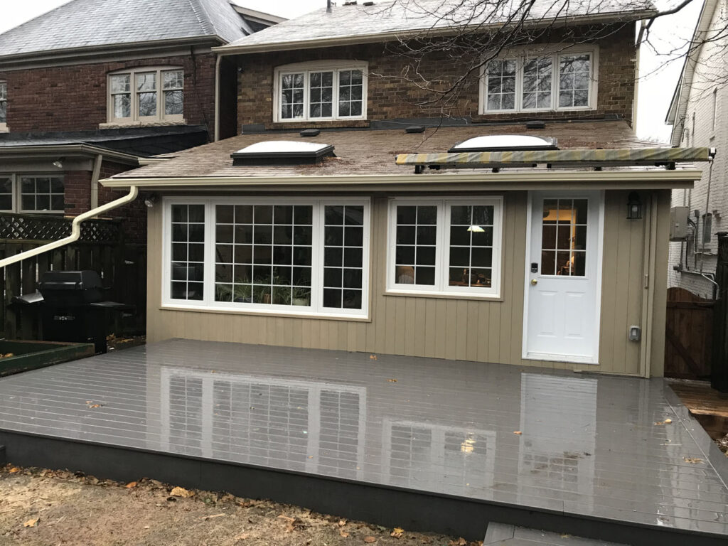 house addition and custom gray deck, Custom Skateboard Decks
