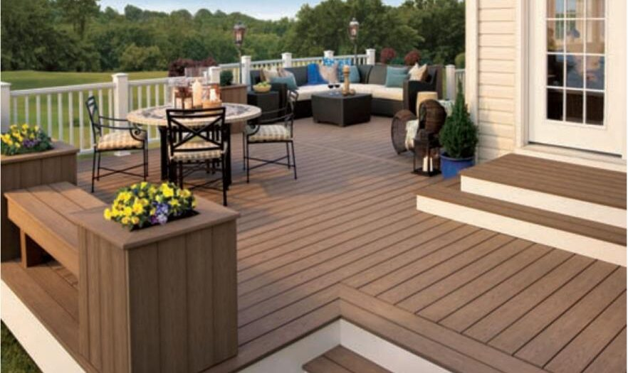 custom-deck-in-backyard-with-sofa-and-siting-area-deck building company gormley